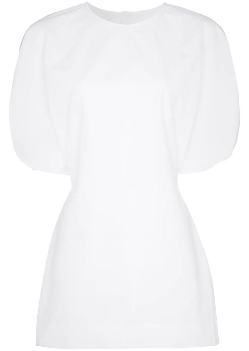 Jil Sander voluminous pouf-sleeve blouse