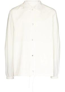 Jil Sander water-repellent cotton jacket