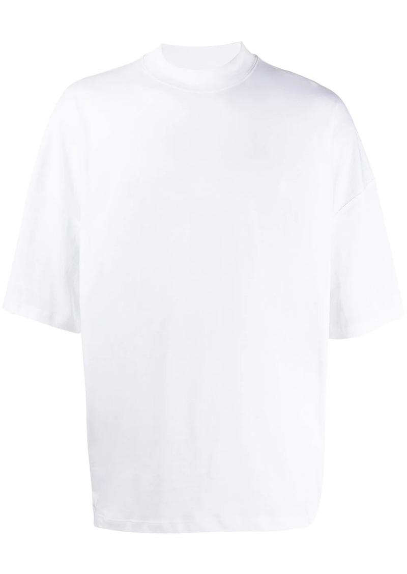 Jil Sander wide basic t-shirt