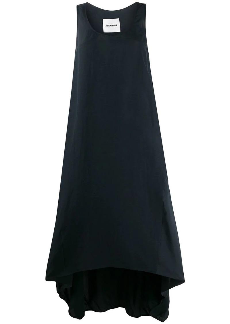 Jil Sander wide fit maxi dress