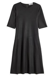 Jil Sander Wool Dress