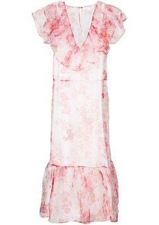 Jill Stuart Cara floral dress