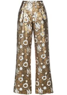 Jill Stuart high-waisted trousers