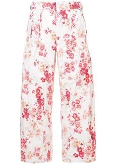 Jill Stuart Jamie cropped trousers