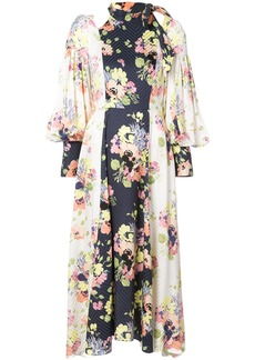 Jill Stuart Paola floral dress - Multicolour