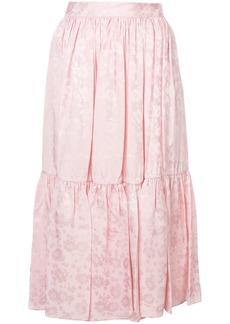 Jill Stuart Kara flared skirt