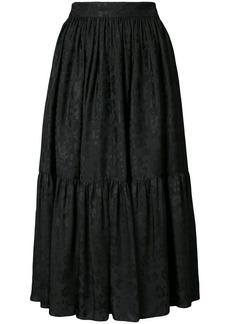 Jill Stuart Kara gathered skirt