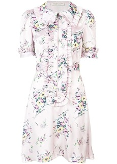 Jill Stuart Maia printed shirt dress
