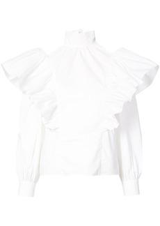 Jill Stuart Olga exaggerated shirt