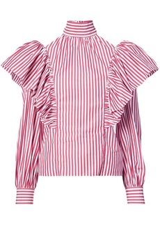 Jill Stuart Olga striped shirt