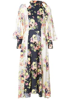 Jill Stuart Paola floral dress