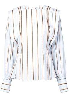 Jill Stuart striped blouse