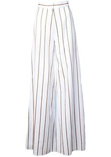 Jill Stuart striped palazzo trousers