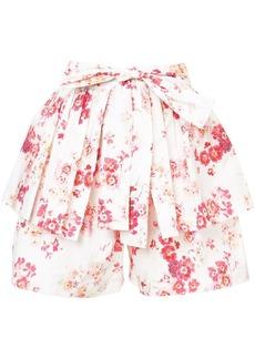Jill Stuart Tasha floral shorts