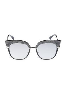 Jimmy Choo 51MM Cat Eye Sunglasses