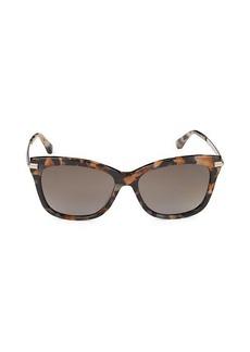 Jimmy Choo 55MM Cat Eye Sunglasses