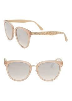 Jimmy Choo 55MM Panthos Sunglasses