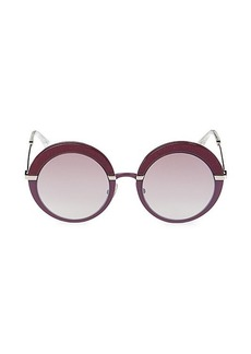 Jimmy Choo 60MM Gotha Round Sunglasses
