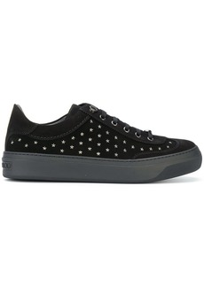 Jimmy Choo Ace star studded sneakers