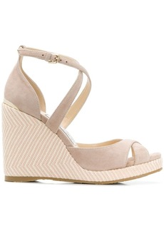 Jimmy Choo Alanah 105 sandals