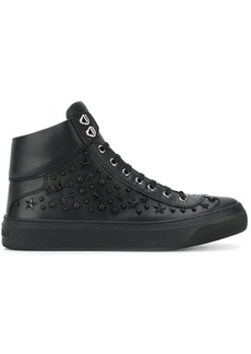 Jimmy Choo Argyile hi- top sneakers