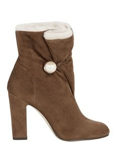 Jimmy Choo Bethanie Shearling Booties