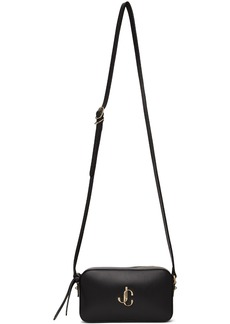 Jimmy Choo Black Hale Bag