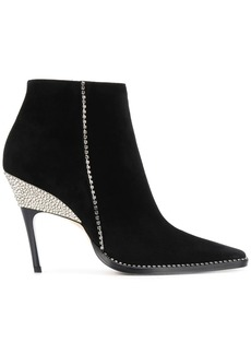Jimmy Choo Brecken 100mm pointed-toe boots