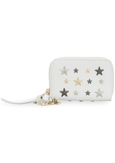 Jimmy Choo Cadet zip around wallet