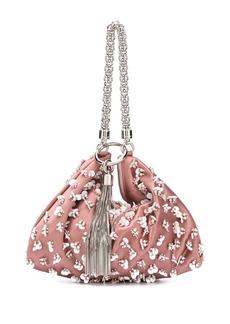 Jimmy Choo Callie pearl-embellished bag