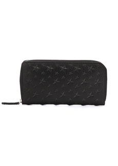 Jimmy Choo Carnaby leather wallet