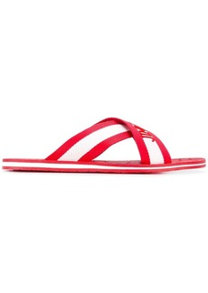 Jimmy Choo Clive flip flops