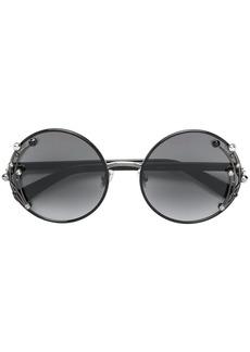 Jimmy Choo crystal-embellished sunglasses