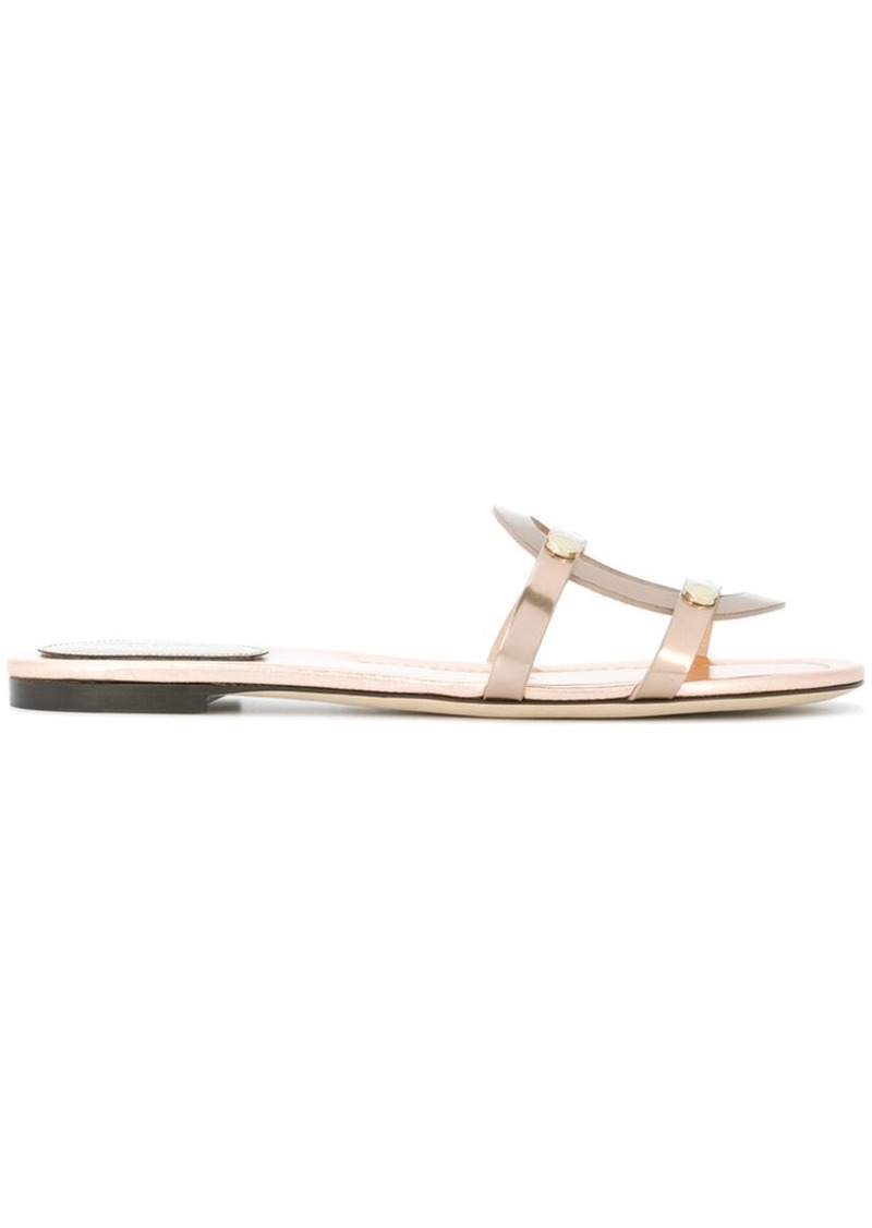 Jimmy Choo Damaris flat sandals