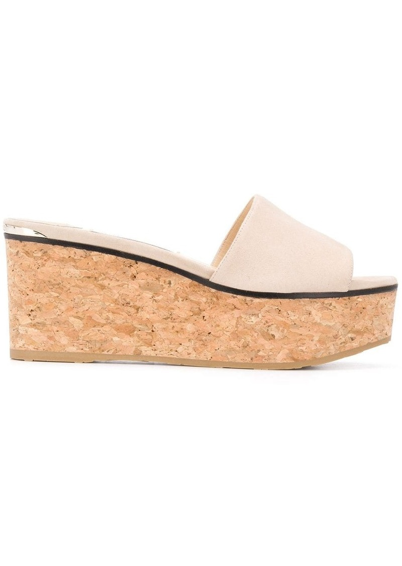 Jimmy Choo Deedee 80 sandals