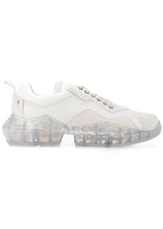 Jimmy Choo diamond chunky sneakers