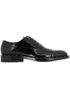 Jimmy Choo Falcon star-embellished Oxford shoes