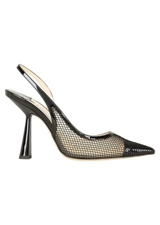 Jimmy Choo Fetto 100 Slingback Pumps