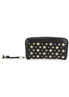 Jimmy Choo Filipa leather wallet