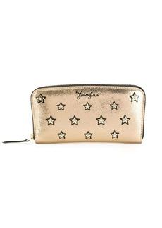 Jimmy Choo Filipa star-studded long wallet