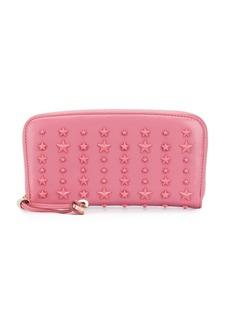 Jimmy Choo Filipa zip-around wallet