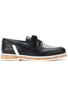 Jimmy Choo Finn boat shoes