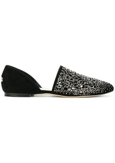 Jimmy Choo Globe Flat slippers