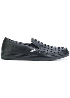 Jimmy Choo 'Grove' studded slip on sneakers
