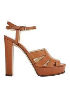 Jimmy Choo Hermione Platform Sandals