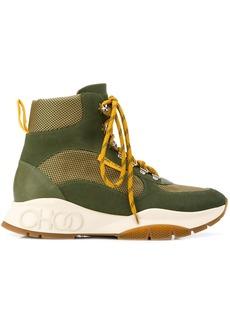 Jimmy Choo Inca hi-top sneakers