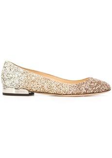 Jimmy Choo Jessie ballerina shoes