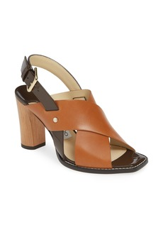 Jimmy Choo Aix Cross Strap Sandal (Women)