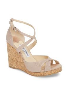 Jimmy Choo Alanah Espadrille Wedge Sandal (Women)