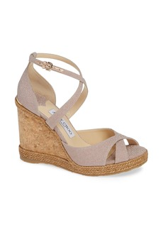 Jimmy Choo Alanah Espadrille Wedge Sandal (Women)